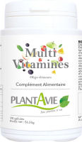 Multivitamines - Oligo éléments